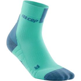 cep Short Socks 3.0 Kobiety, zielony/szary